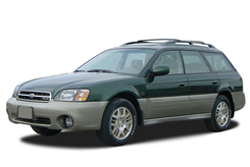 Legacy Outback/Легаси, Аутбек (1999-2003)